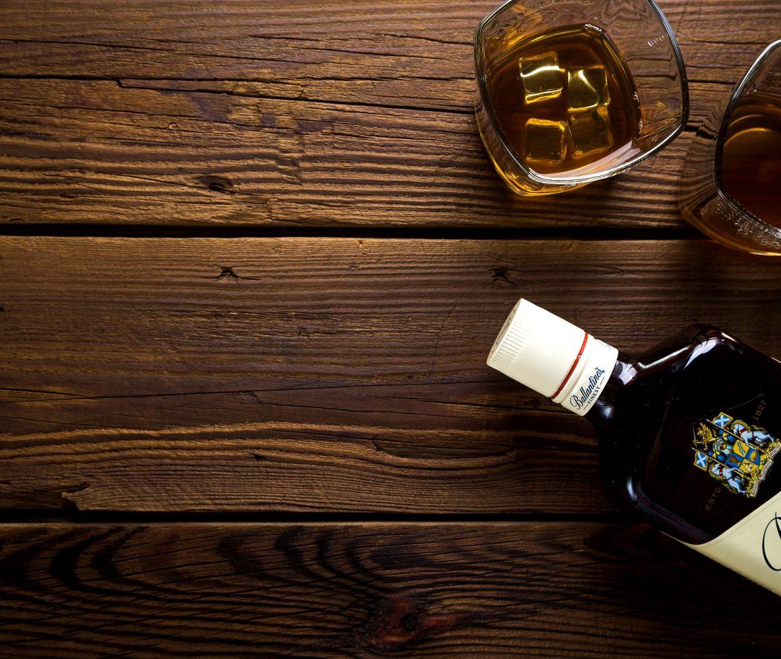 Whiskey: Elrods Lieblingsgestränk