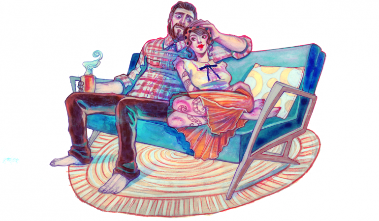 You know you got it if it makes you feel good – Die Illustrationen