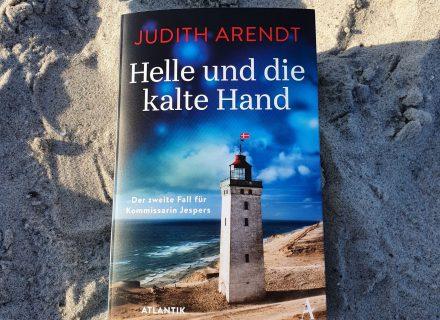 Helle und die kalte Hand – Der zweite Fall für Kommissarin Jespers
